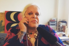Laura Jane Grace Genesis Breyer P-Orridge Talkhouse Podcast