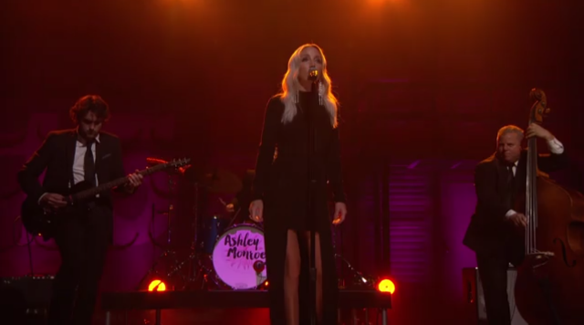 Ashley Monroe Conan I Buried Your Love Alive