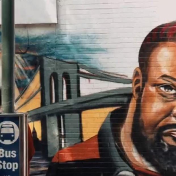 Sean Price mural