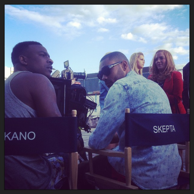 Skepta and Kano