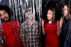 Speedy Ortiz The Cardigans Hanging Around