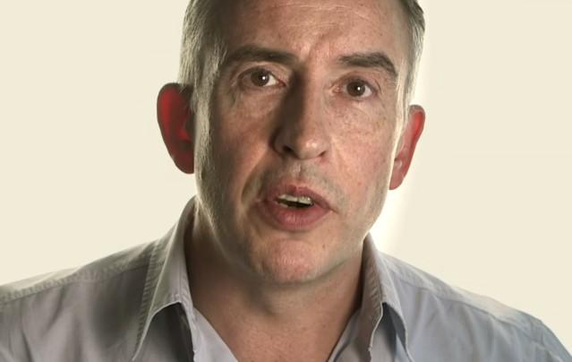 Steve Coogan for Tony Wilson