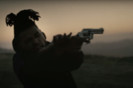 "The Weeknd – ""Tell Your Friends"" (Prod. Kanye West) Video"