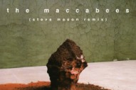 "The Maccabees – ""Something Like Happiness (Steve Mason Remix)"" (Stereogum Premiere)"