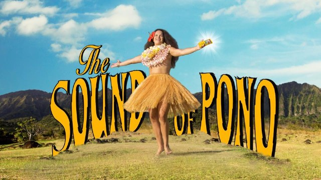 The Sound Of Pono