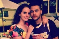 The Weeknd Duets With Lana Del Rey On His New Album