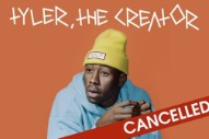 Tyler, The Creator Cancels More Shows