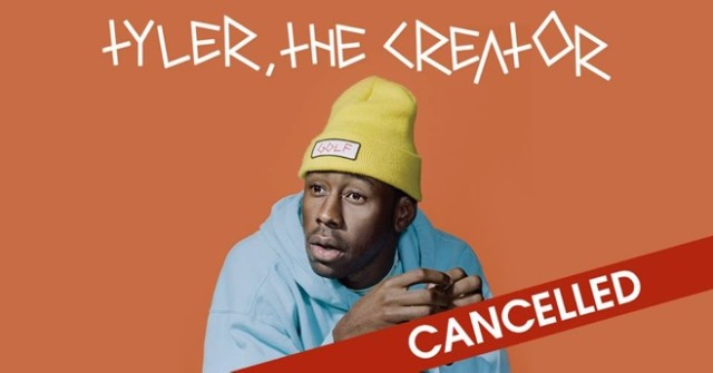 Tyler The Creator canceled