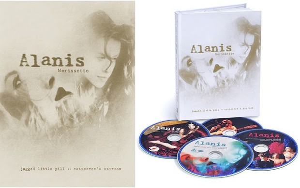 Alanis Morissette Announces 20th Anniversary Deluxe Edition Of Jagged Little Pill