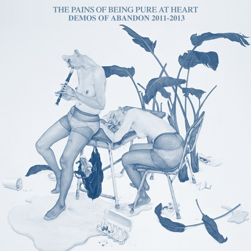 Stream Two Abandoned Abandon Demos From The Pains Of Being Pure At Heart