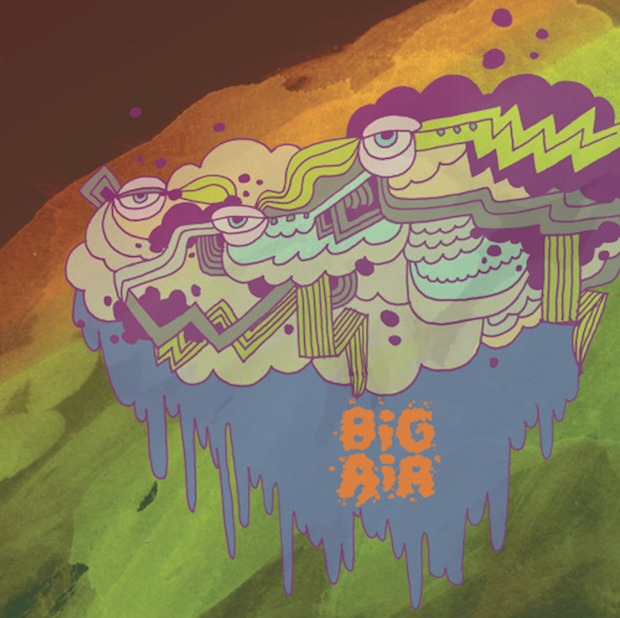 "Big Air - ""Stay The Night"" (Stereogum Premiere)"