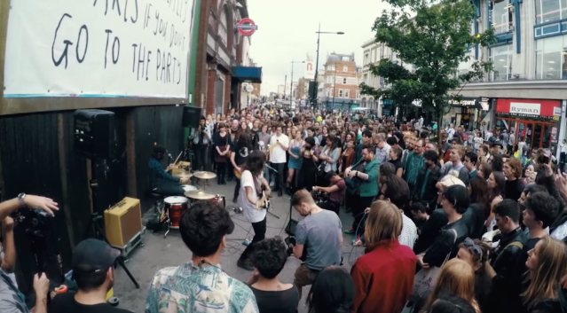 """Courtney Barnett - """"Nobody Really Cares If You Don't Go To The Party"""" Video"""