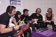 Watch Chvrches Cover Paramore, Weezer, No Doubt On <em>Rock Band 4</em>