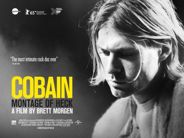 Kurt Cobain Stomach Problems Montage Of Heck