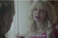 Lollapalooza '95 Had No Shortage Of Courtney Love Drama