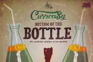 "Curren$y – ""Bottom Of The Bottle"" (Feat. Lil Wayne & August Alsina)"