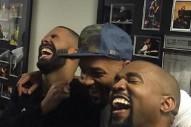 Drake Clowns Meek Mill; Brings Out Kanye, Pharrell, Future At OVO Fest