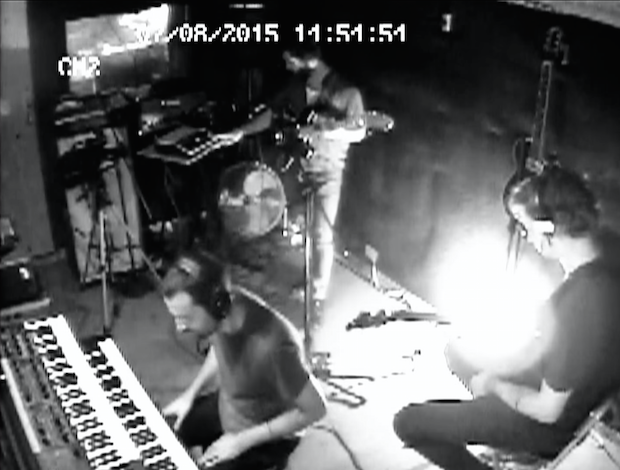 """Watch Foals Debut """"London Thunder"""" In A CCTV Session"""
