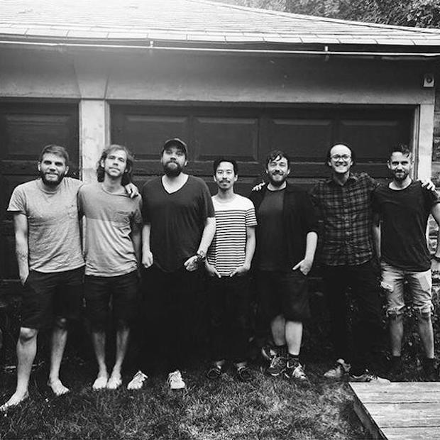 Frightened Rabbit Finished Recording Their Fifth Album, Apparently With Aaron Dessner