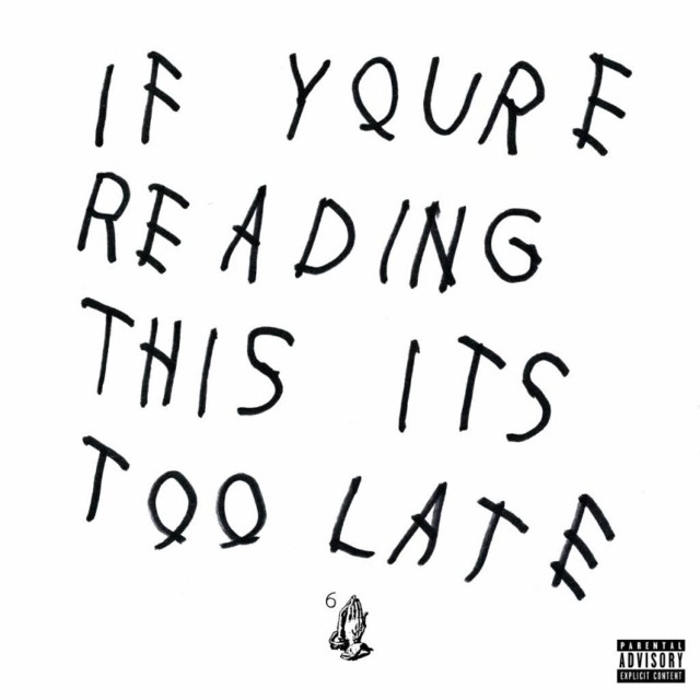 Drake's If You're Reading This Is First Million-Selling Album Released in 2015