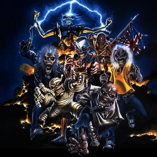 Lifelong Dirtbag: The Eternal Importance Of Iron Maiden - Stereogum