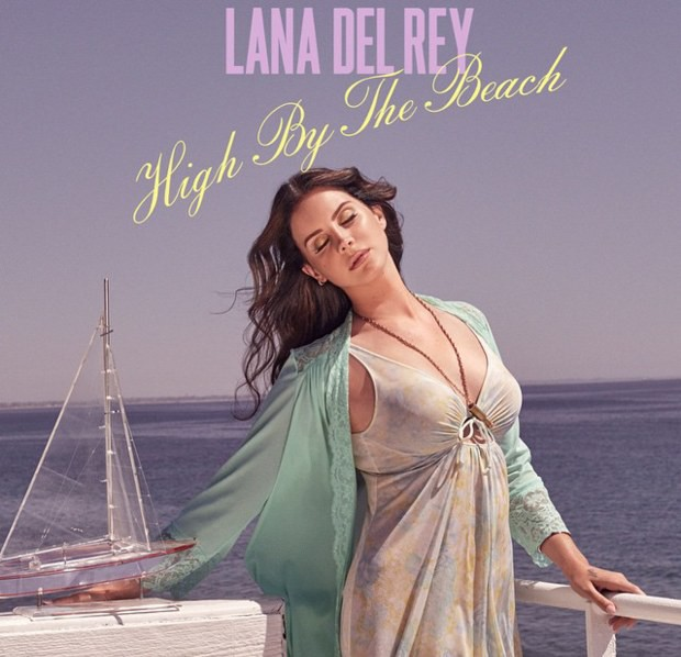 "Lana Del Rey - ""High By The Beach"""