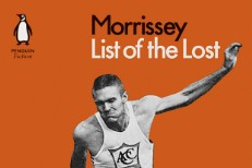 Morrissey&#8217;s Debut Novel <em>List Of The Lost</em> Out Next Month