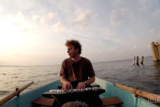 Watch Mac DeMarco Perform On A Rowboat In Queens