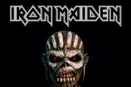 """Iron Maiden – """"Speed Of Light"""" Video"""