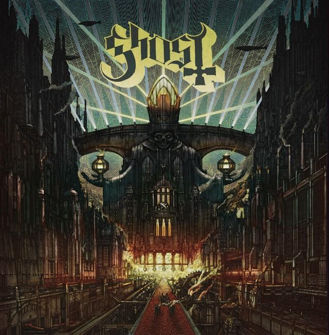 Ghost Majesty