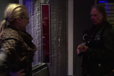Watch Neil Young Teach Meryl Streep How To Play Guitar