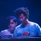 Neon Indian And Toro Y Moi Had An '80s-Inspired DJ Battle In LA Last Night