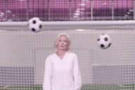 "Olga Bell – ""Goalie"" Video"