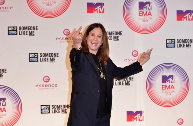 Ozzy Osbourne Reportedly Cameos In The New Ghostbusters Movie