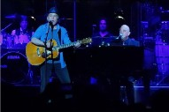 "Watch Billy Joel Close Nassau Coliseum With Paul Simon, Kevin James, & Live Rarity ""No Man's Land"""