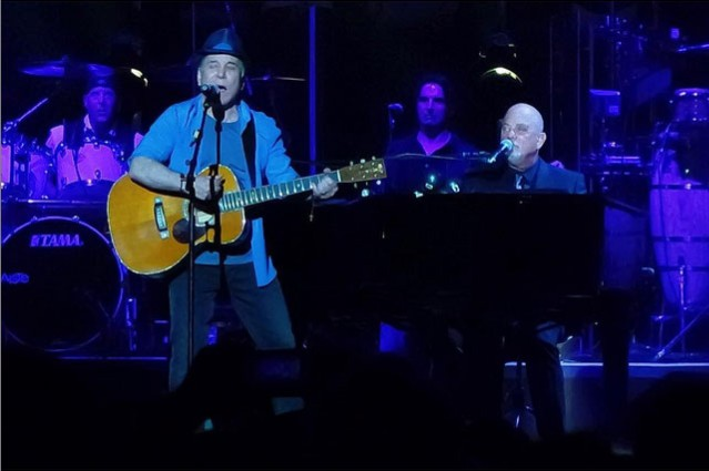 Paul Simon & Billy Joel 8/14/15