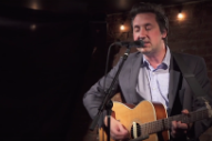 "Watch The Walkmen's Peter Matthew Bauer Cover St. Vincent's ""Prince Johnny"" (Stereogum Premiere)"