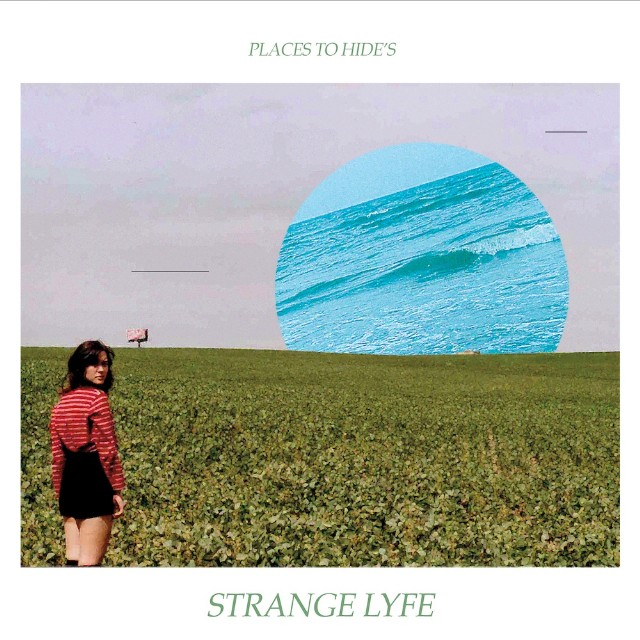 Stream Places To Hide Strange Lyfe (Stereogum Premiere)