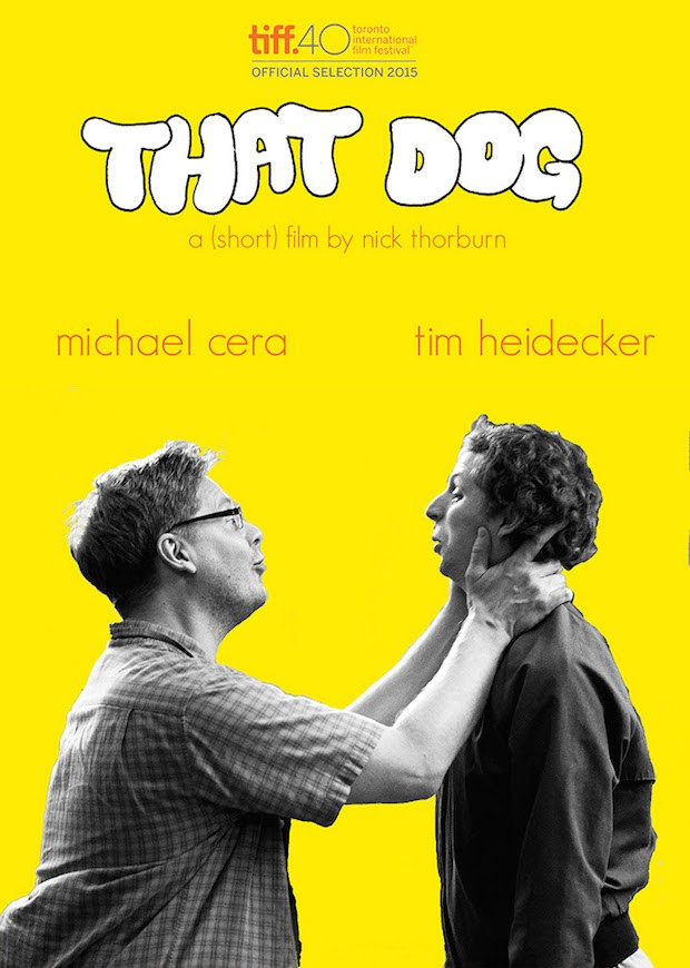 Watch A Trailer For Nick Thorburn's Directorial Debut That Dog, Feat. Michael Cera And Tim Heidecker