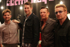 Hear U2 On Scott Aukerman & Adam Scott's U Talkin' U2 To Me Podcast