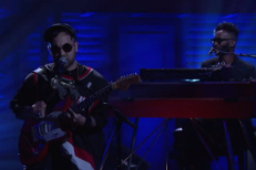 Watch Unknown Mortal Orchestra Perform With Connan Mockasin On <em>Conan</em>