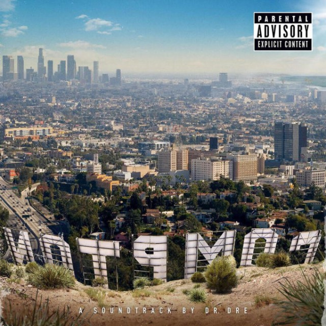 Compton: The Soundtrack
