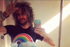 Wayne Coyne Teases Big Sean For Flaming Lips x Miley Cyrus Album