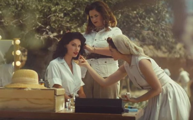 "Taylor Swift - ""Wildest Dreams"" Video"