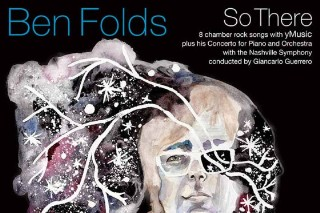 Stream Ben Folds <em>So There</em>