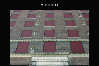 "Metric – ""Lie, Lie, Lie"""
