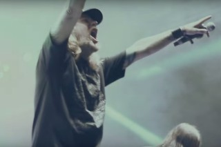 """At The Gates – """"The Book Of Sand (The Abomination)"""" Video"""