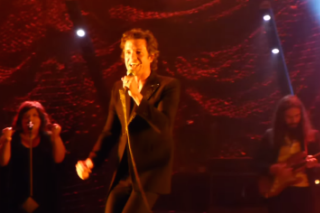 "Watch Brandon Flowers Play New Song ""Come Out With Me"" In Oakland"
