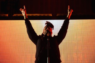 The Weeknd's New Album Debuts At #1 With Second Biggest Sales Week Of 2015