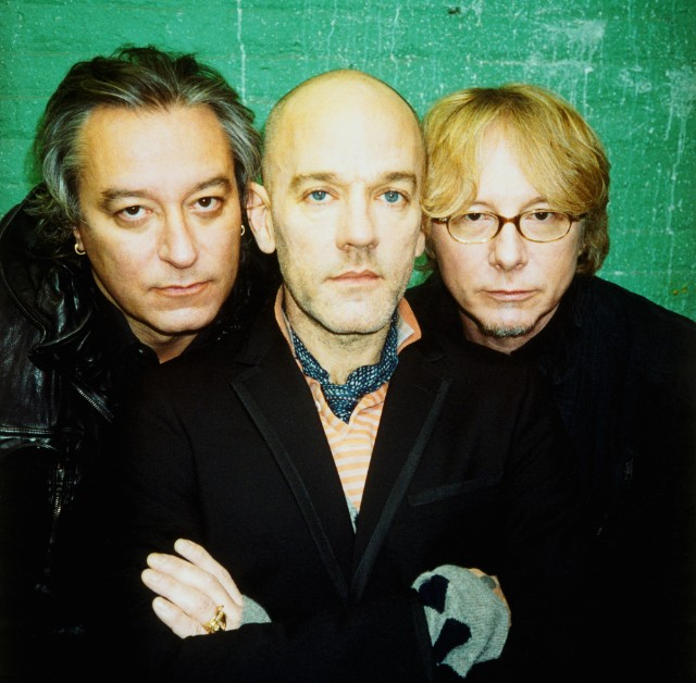 R.E.M. To Trump: Go Fuck Yourself